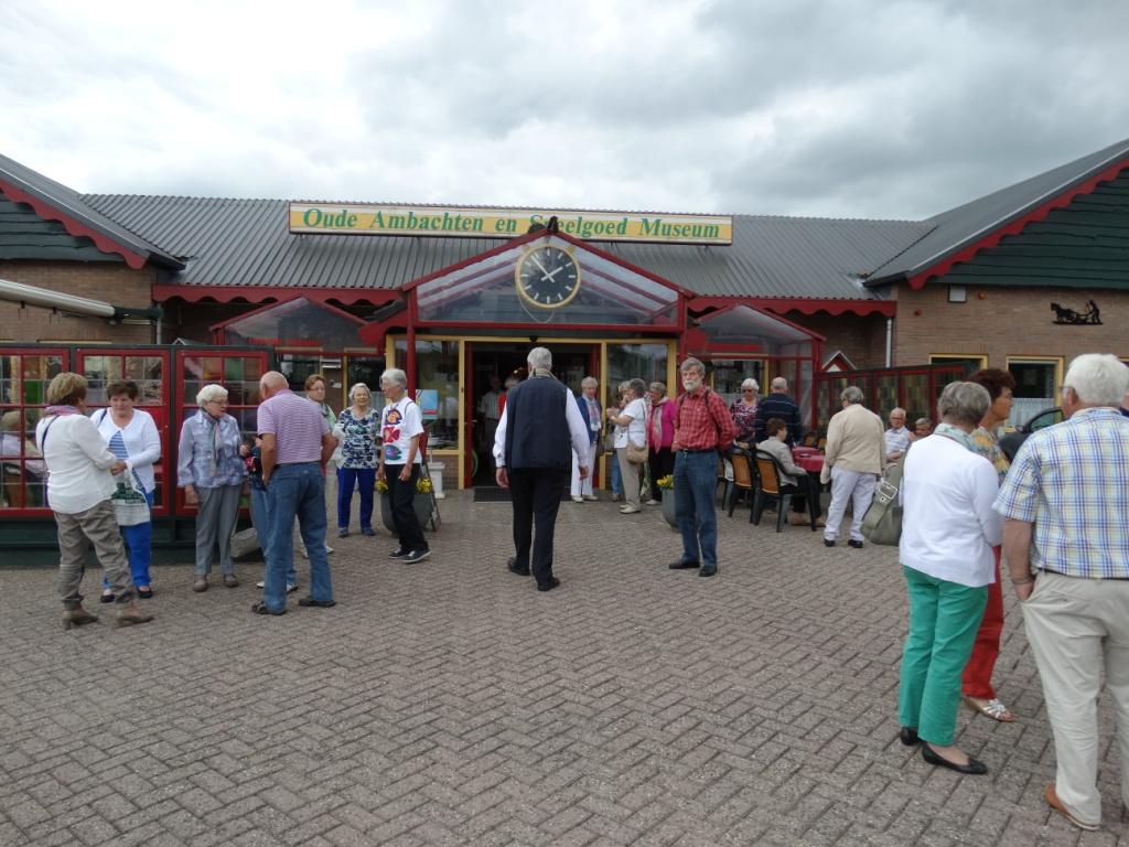 19 Heemreis Ambachten- en Speelgoedmuseum