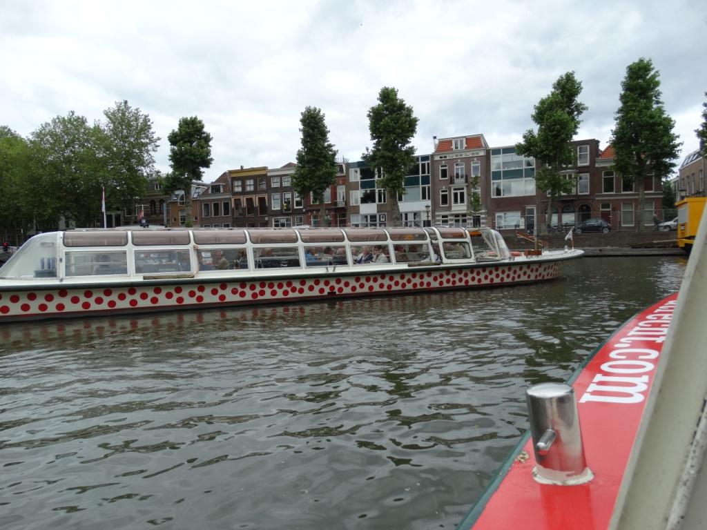 23 Heemreis Utrecht rondvaart