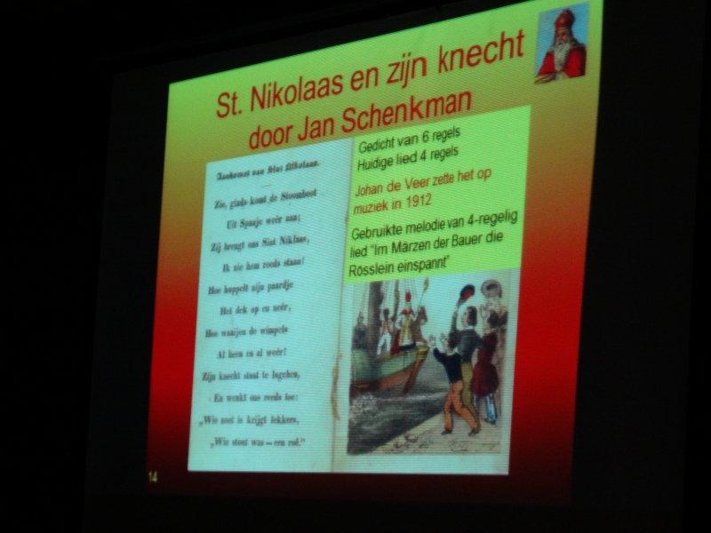 04 Van Sint Nicolaas naar Sinterklaas 03-11-2015